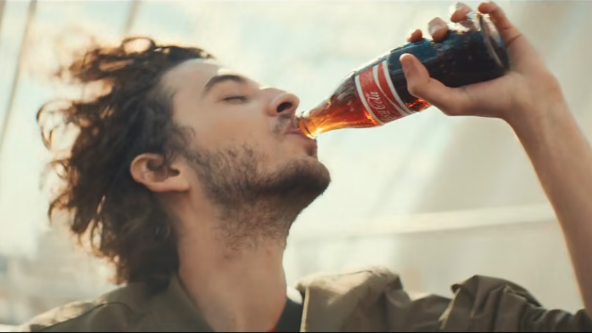 30 YEARS OF COCA-COLA